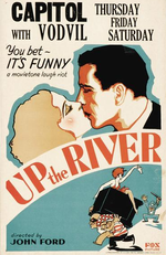 Affiche Up the River