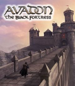 Jaquette Avadon : The Black Fortress