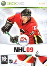 Jaquette NHL 09