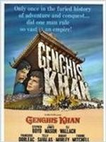 Affiche Genghis Khan