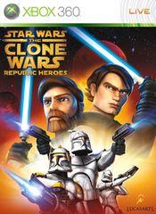 Jaquette Star Wars : The Clone Wars - Les Héros de la République