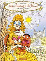 Couverture La Comtesse Éponyme - Les Lumières de la France, tome 1