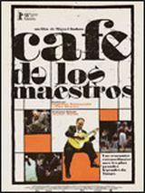 Affiche Cafe de los maestros