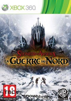 Jaquette Le Seigneur des Anneaux : La Guerre du Nord