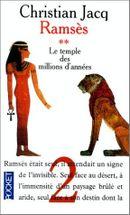 Couverture Le Temple des millions d'années - Ramsès, tome 2