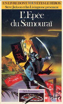 Couverture L'Épée du samouraï - Défis fantastiques, tome 20