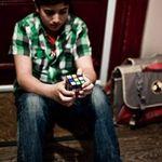 Affiche Rubik's cube
