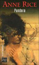 Couverture Pandora - Les Nouveaux Contes des vampires, tome 1