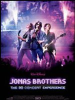 Affiche Jonas Brothers : le concert événement 3D