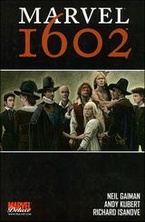 Couverture Marvel 1602