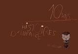 Couverture 10 ans - Histoires d'enfance