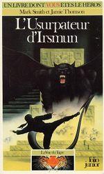Couverture L'usurpateur d'Irsmun