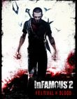 Jaquette inFamous 2 : Festival of Blood