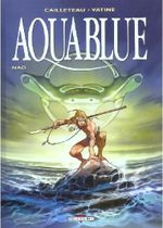 Couverture Nao - Aquablue, tome 1