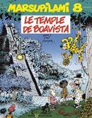 Couverture Le Temple de Boavista - Marsupilami, tome 8
