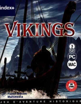 vikings 1998 jeu vid o senscritique. Black Bedroom Furniture Sets. Home Design Ideas