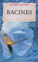 Couverture Racines - Le Soldat chamane, tome 8