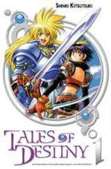 Couverture Tales of Destiny