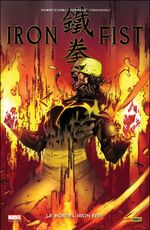 Couverture Le Mortel Iron Fist - Iron Fist, tome 4