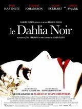 Affiche Le Dahlia Noir