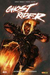 Couverture Entre enfer et paradis - Ghost Rider, tome 7