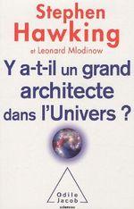 Couverture Y a-t-il un grand architecte dans l'univers ?