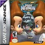 Jaquette Jimmy Neutron vs. Jimmy Negatron
