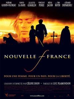 Affiche Nouvelle-France