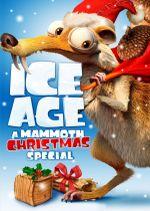 Affiche L'Âge de glace fête Noël