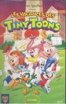 Affiche Les Vacances des Tiny Toons