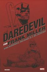 Couverture Daredevil par Frank Miller