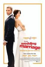 Affiche Amour, mariage et petits tracas