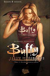 Couverture Un long retour au bercail - Buffy contre les vampires : Saison 8, tome 1