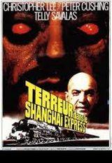 Affiche Terreur dans le Shanghai Express