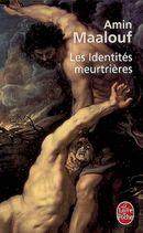 Couverture Les identités meurtrières