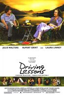 Affiche Leçons de conduite