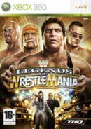Jaquette WWE Legends of Wrestlemania