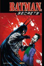 Couverture Batman : Secrets