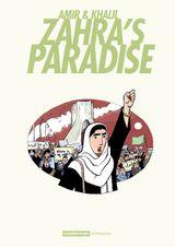 Couverture Zahra's Paradise