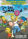 Affiche Les Simpson, le film