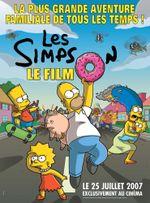 Affiche Les Simpson : Le Film