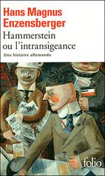 Couverture Hammerstein ou l'intransigeance