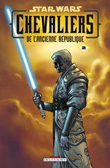 Couverture Ultime recours - Star Wars : Chevaliers de l'Ancienne République, tome 2