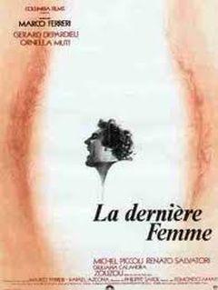Affiche La Dernière Femme