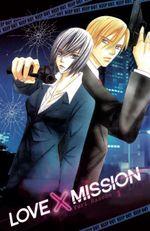 Couverture Love x Mission