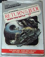 Jaquette Return of the Jedi : Death Star Battle
