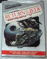 Jaquette Return of the Jedi: Death Star Battle
