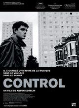 Affiche Control