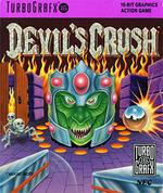Jaquette Devil's Crush