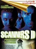 Affiche Scanners 3 : Puissance maximum